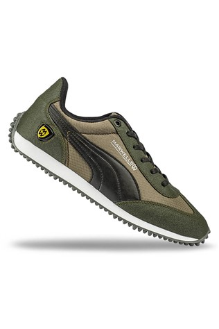 Marwells Speed Trail Trainers with Waterproof Membrane